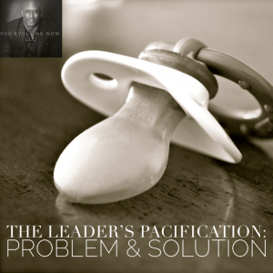 the leaders pacification the problem and solution