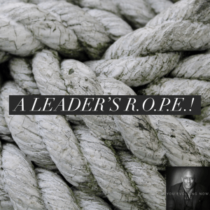 a leaders rope