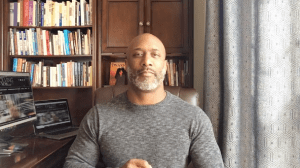 andre young teaching the online training program