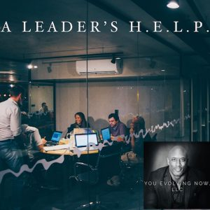 a leaders help leading your people through overload and change
